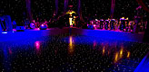 Black LED Dance Floor